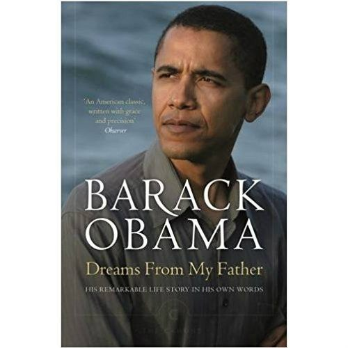 Obama Book Dreams Of My Father